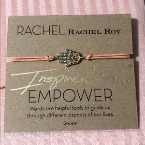 Rachel Roy empower bracelet